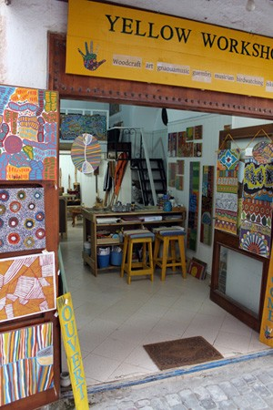 yellowworkshop