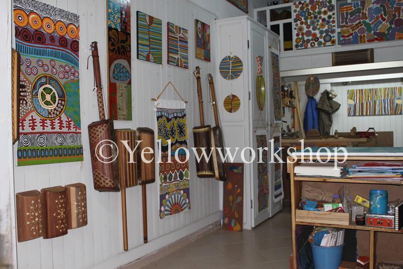 workshop essaouira, guembri, art