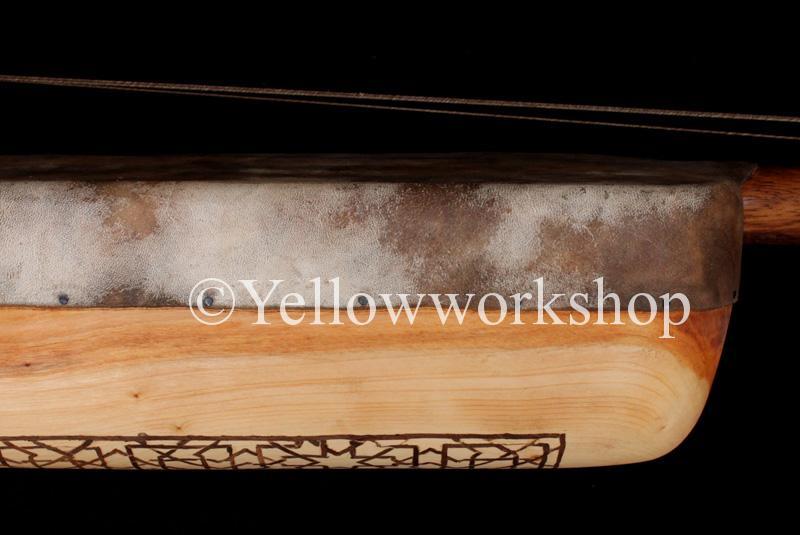 african instrument moroccan instrument bass guitar Gnawa Maalem