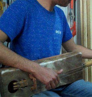guembri lessons, gnaoua music, hassan laarousi