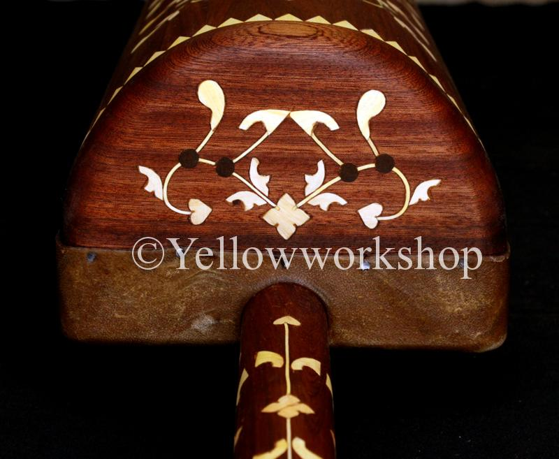 traditional musical instrument, play guembri