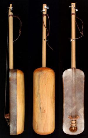 guembri shop essaouira, Cours de Guembri A Three Stringed Skin-covered Bass