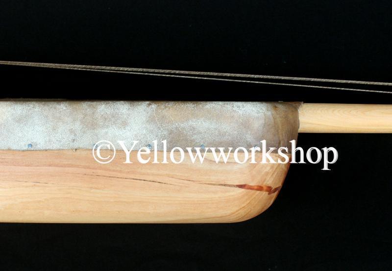 Moroccan Sintir also called Guembri bass instrument, gnaouashop, gnaoua shop,