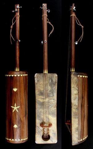 guitar prix maroc, Moroccan Sintir also called Guembri bass instrument, gnaouashop, gnaoua shop,
