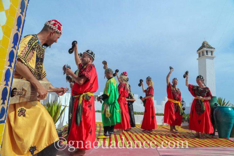 les gnawas d'essaouira gnawa essaouira gnawa festival morocco gnawa guitar