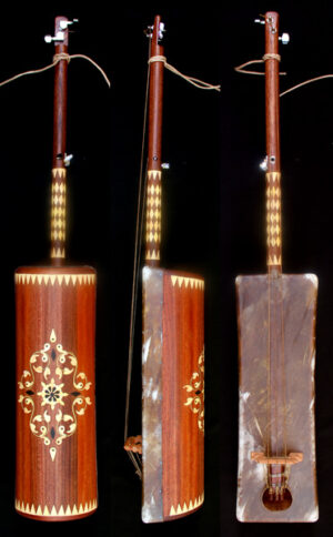 Sintir likewise called Guembri guembri sintir hajhouj gnawa music african instrument